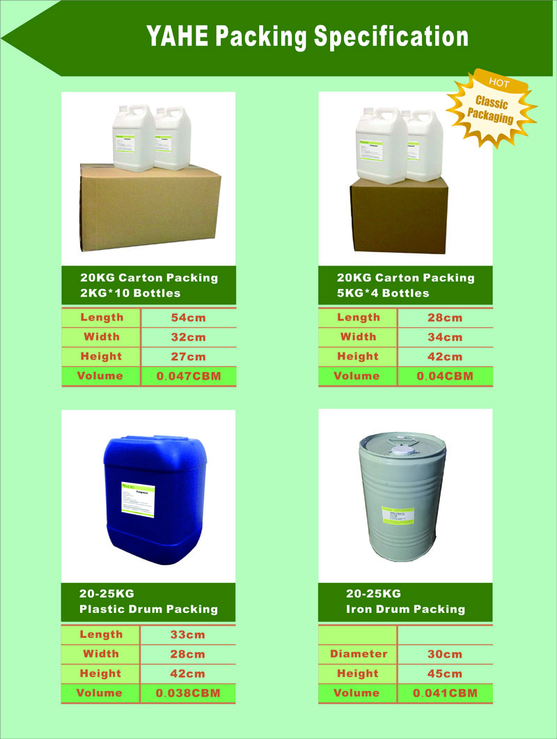 Packing Specification; favorable factory price