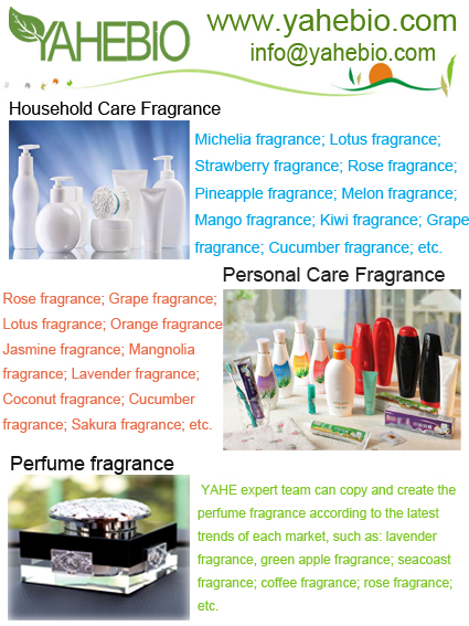 fragrance supplier in Chinal; High Quality