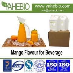 mango flavor concentrate for beverage product