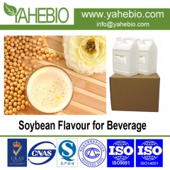 concentrated soybean flavour for beverage product