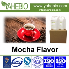 mocha flavor for confectionery